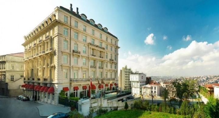 Pera Palace Jumeriah Hotel (Beyoğlu)