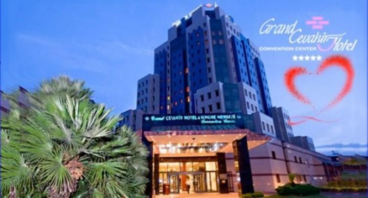 Grand Cevahir Hotel Şişli (Okmeydani)