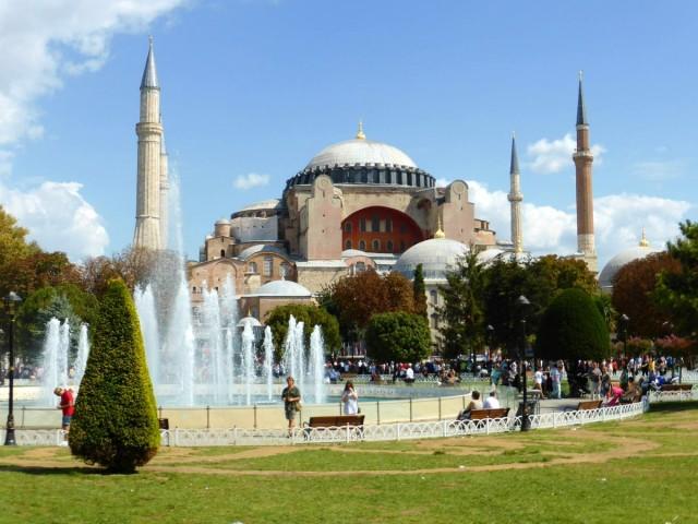 Istanbul und Bosphorus…