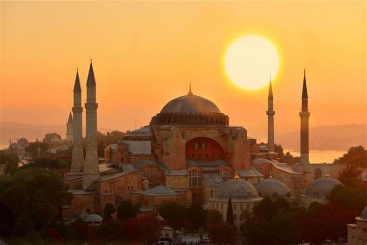 Istanbul bis Antalya…