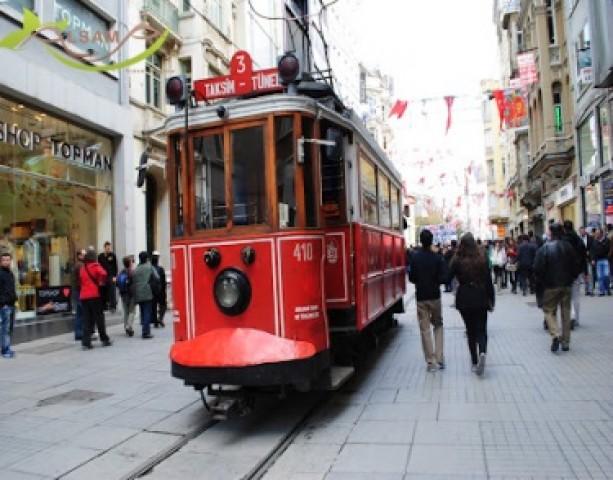 Konstantinopel Istanbul…